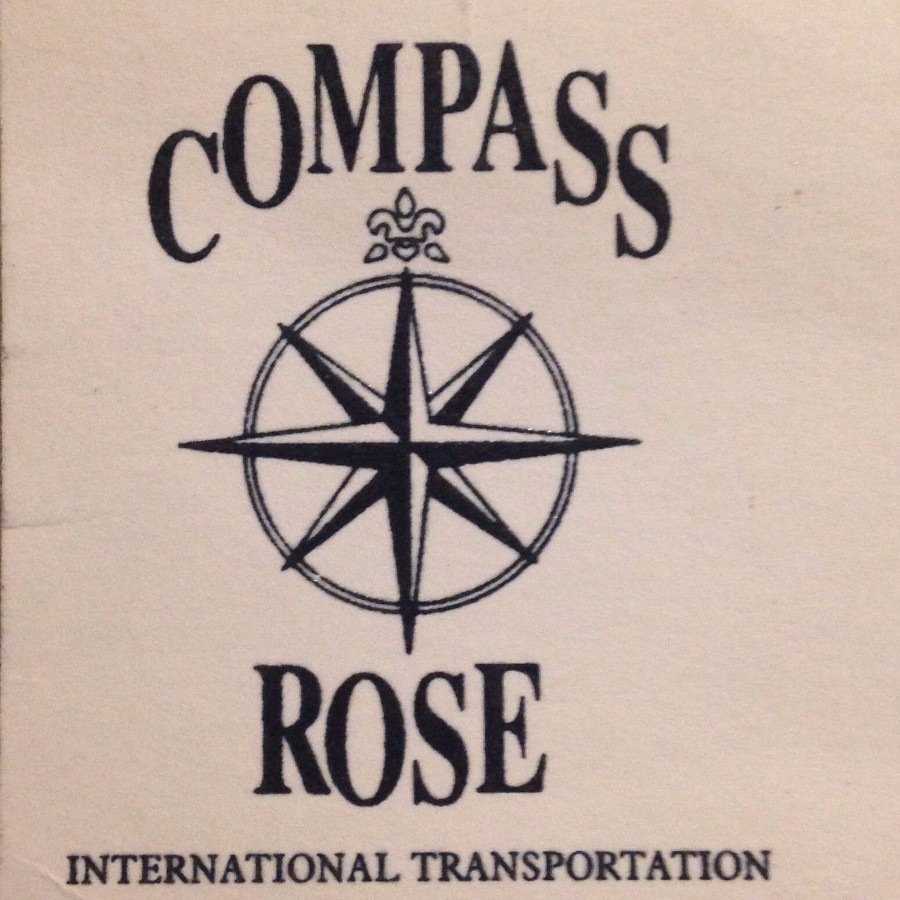 Compass Rose - Kingston